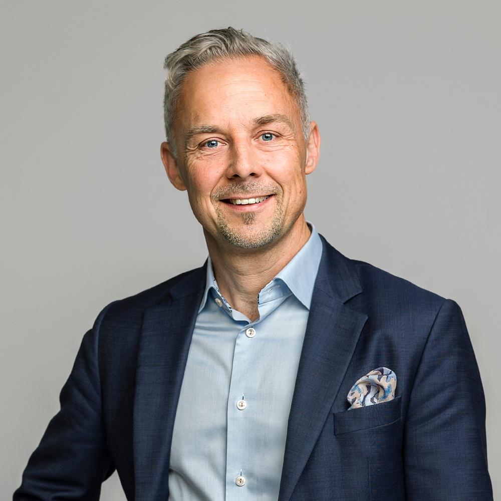 Jonas Gavelin CIO Bankgirot