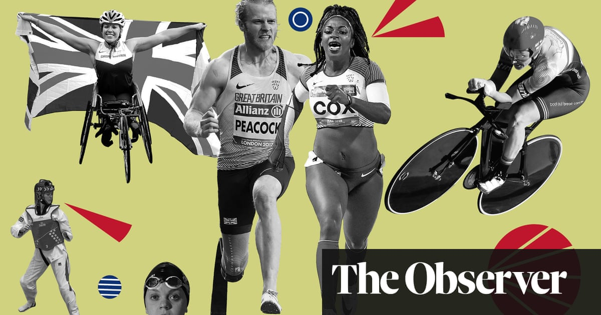 @guardian Your guide to all the best action at the Tokyo 2020 Paralympics Link Thumbnail   Linktree