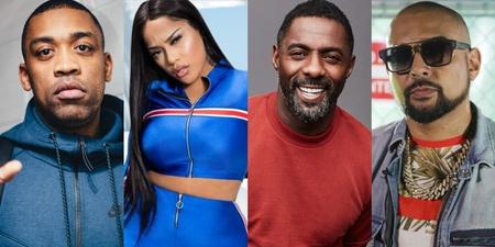 Idris Elba raps on 'Boasty' with Wiley, Stefflon Don and Sean Paul – listen