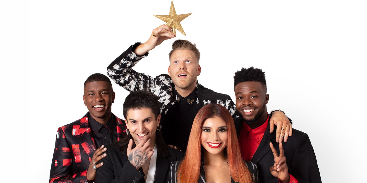 PENTATONIX talk returning to Singapore, 'Havana', and more