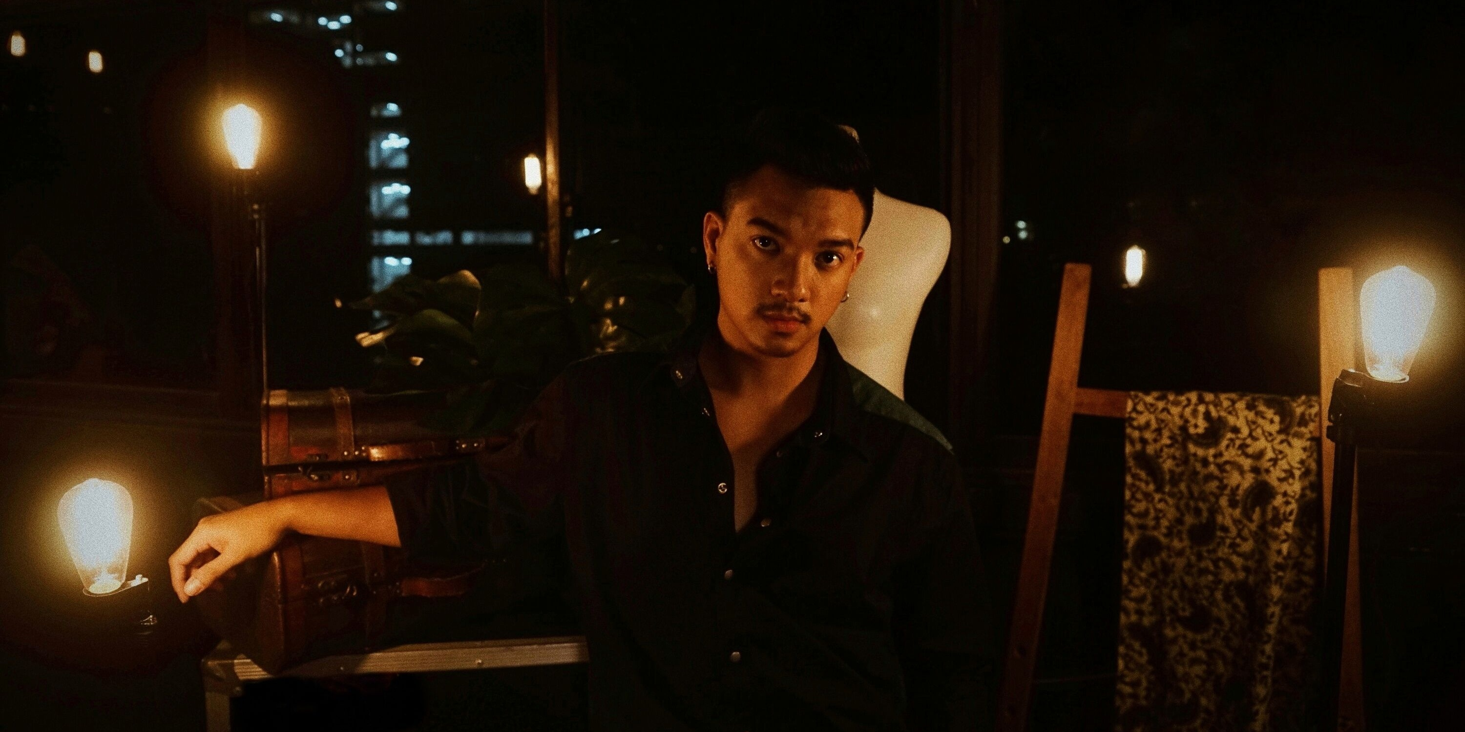 Gareth Fernandez premieres soulful music video for 'Achilles' – watch