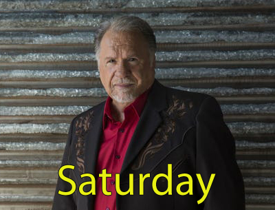 ODBD - Gene Watson - May 16, 2020, doors 6:45pm (SATURDAY)