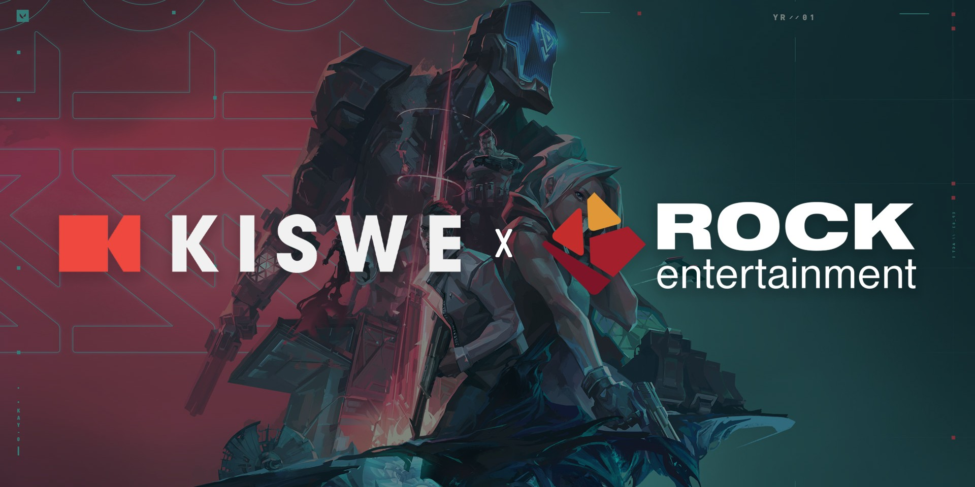 Kiswe talks partnership with Rock Entertainment for Asia-Pacific esports events