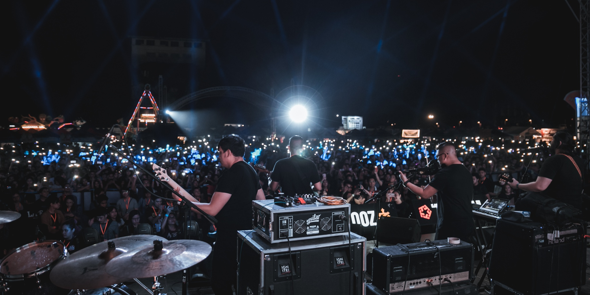 Roots Music Festival rocks its 7th edition with Franco, Hale, Imago, Area25, and more – photo gallery