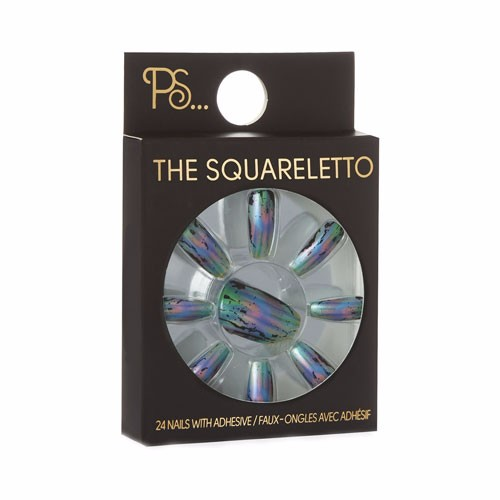 Faux Ongles The Squareletto PS