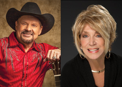 ODBD - Moe Bandy & Jeannie Seely - May 14, 2022, doors 1:15pm (EARLY SHOW)