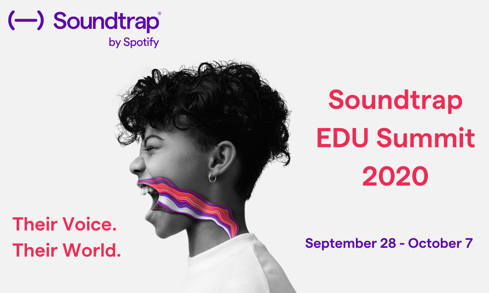 Soundtrap Announces Free Online Summit for Educators