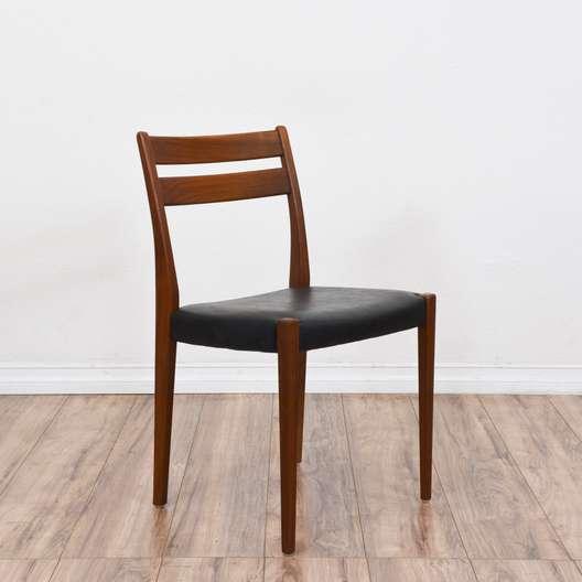 "Danish Modern ""Svegard"" Markaryd Teak Chair"