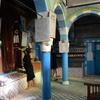 Interior 3, Slat Ribi Hizkia, Djerba (Jerba, Jarbah, جربة), Tunisia, Chrystie Sherman, 7/8/16