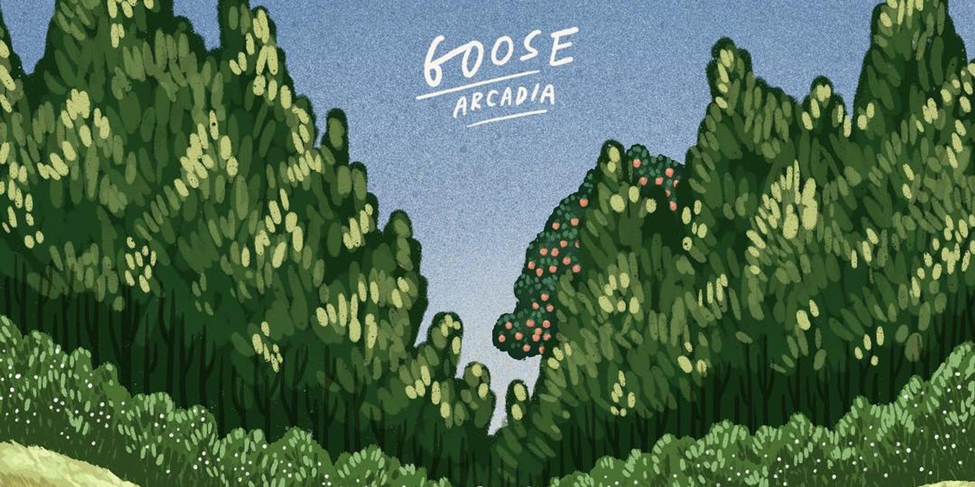 Goose发行第二张EP 带听众走近遥不可及的《Arcadia》