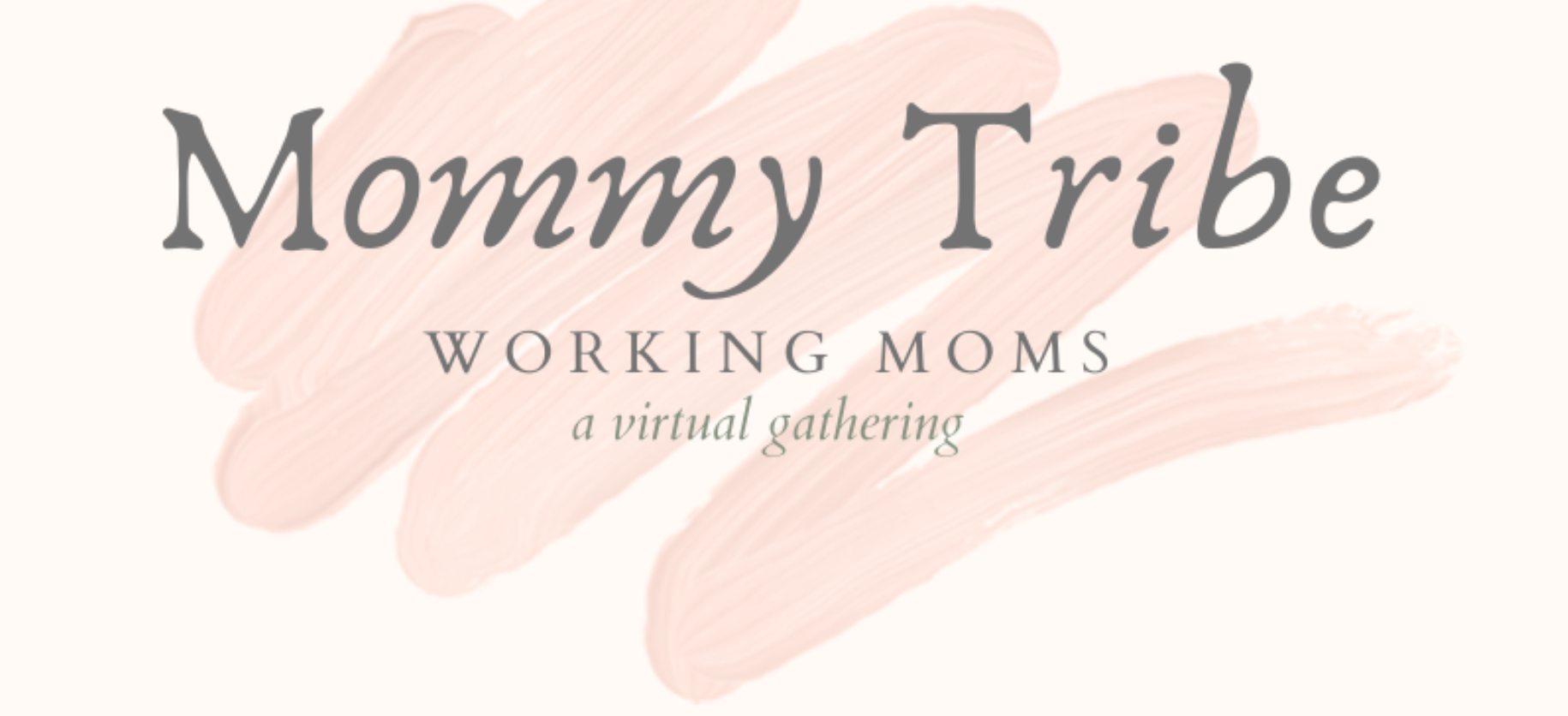 Mommy Tribe: The Postpartum Working Mom