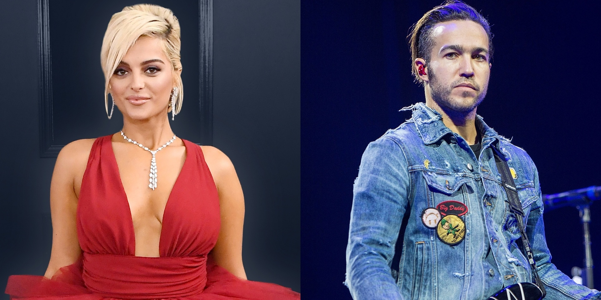 Bebe Rexha, Pete Wentz of Fall Out Boy tease collaboration