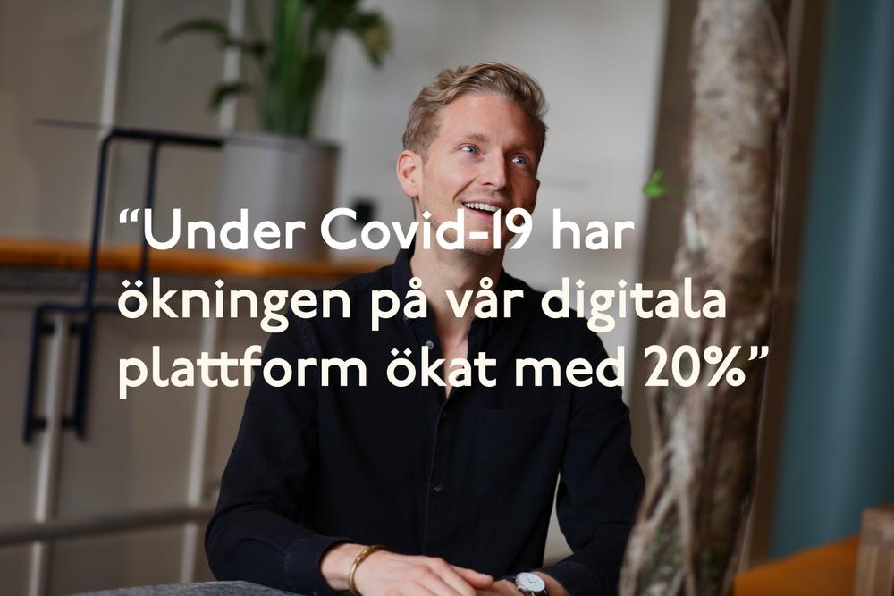 David Egonson, CEO Holy Greens