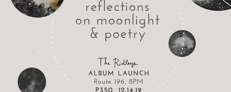 The Ridleys' Album Launch: Reflections on Moonlight & Poetry