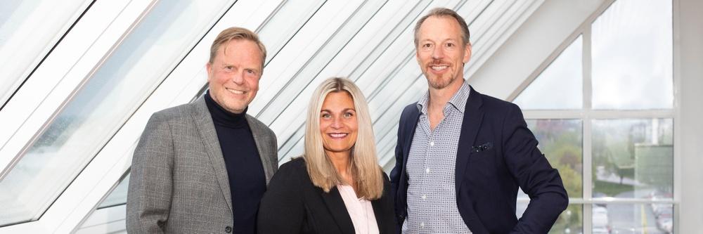 Splitgrid, med grundarna Göran Eriksson, Rosalie Pellerone och Jonas Forsman, ser till att leverantörer får betalt direkt när en vara säljs.