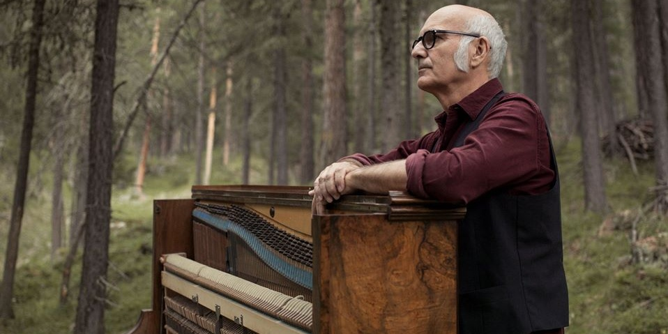 Ludovico Einaudi talks about walking in the Alps, his musical labyrinth, and more