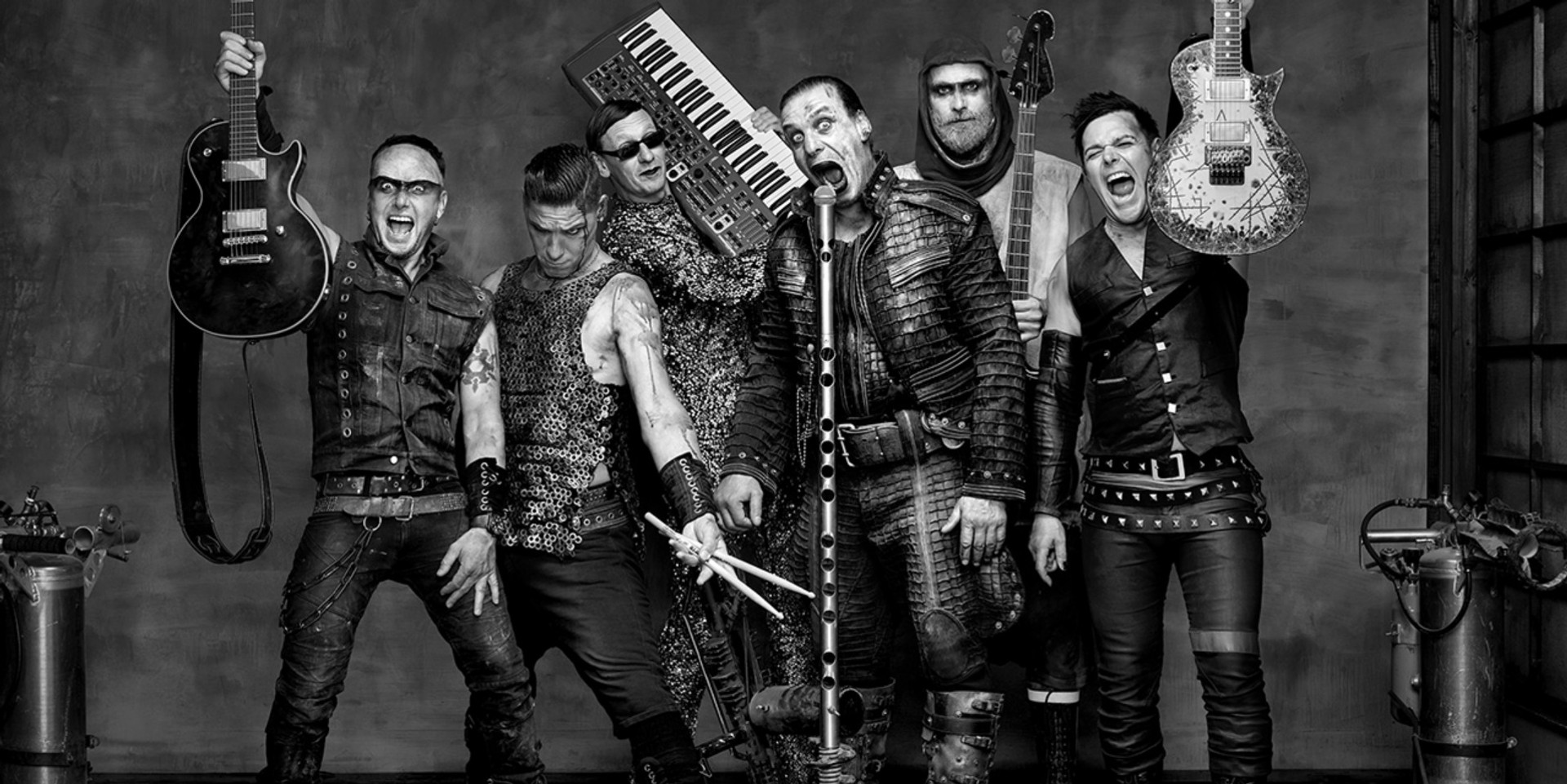Rammstein announces new album, shares new music video for 'Deutschland' – watch