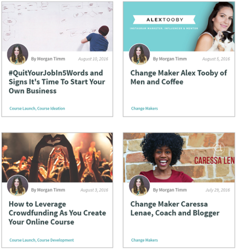 Find out what type of online course creator you are and what your next steps should be in growing and promoting your course based business.