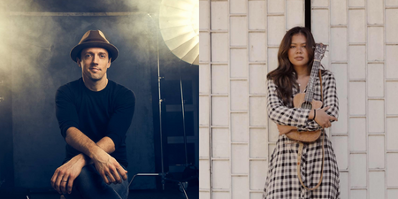 Jason Mraz reveals upcoming collaboration with Reneé Dominique
