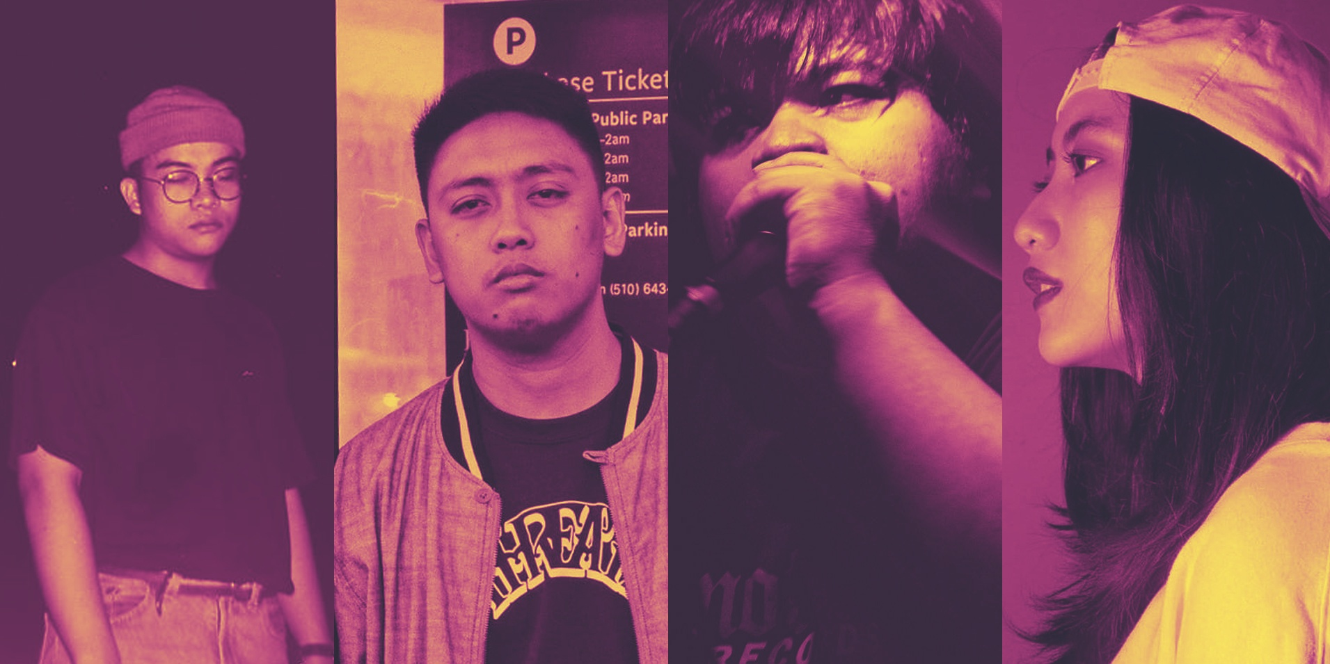 BABYBLUE, BLKD X Calix, BP Valenzuela, and more to perform at The Rest Is Noise 34