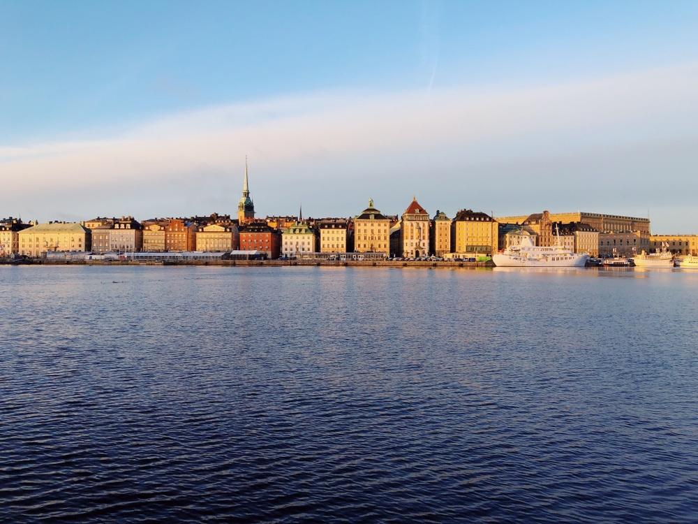 Skeppsbron in Stockholm