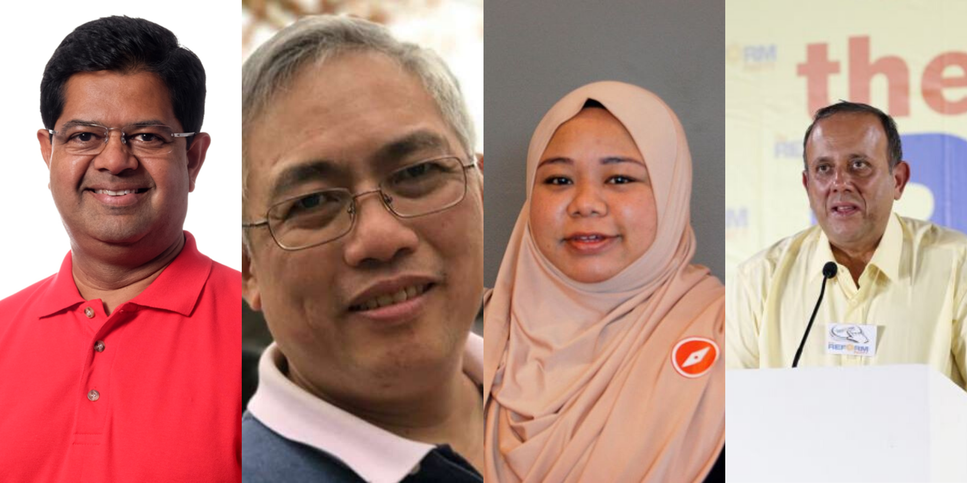 Politicians' Playlist: songs Singaporean politicians are listening to during General Elections 2020