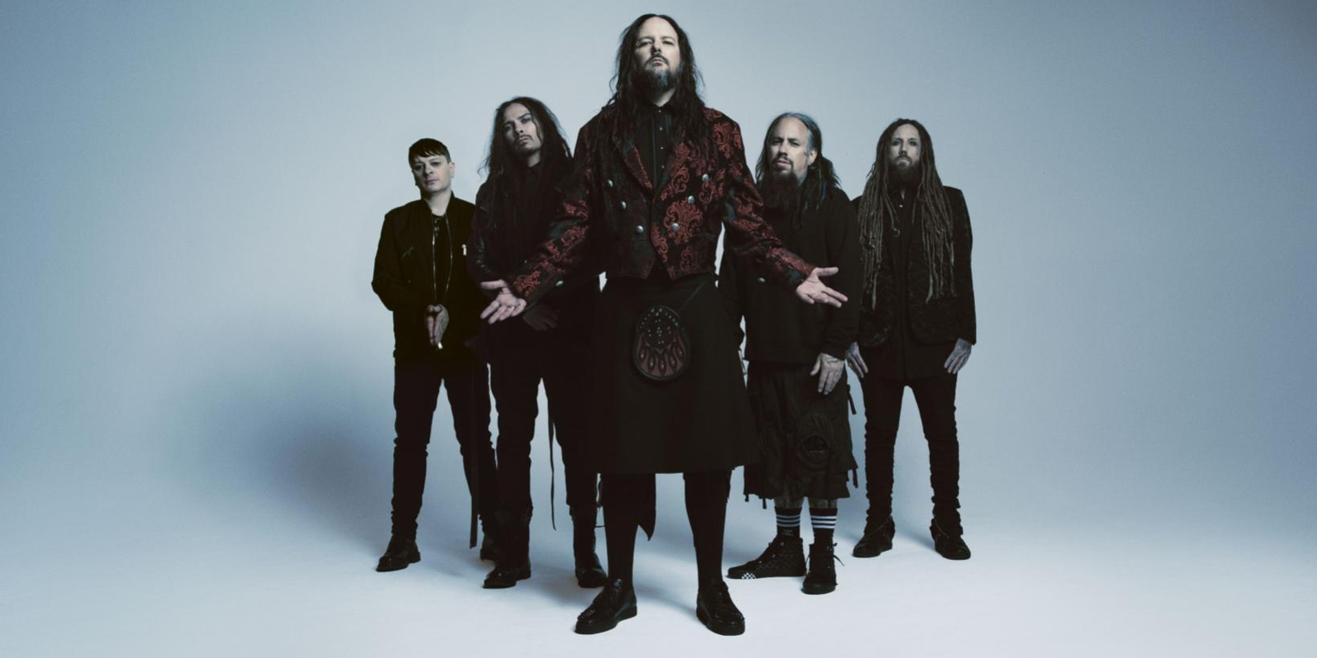 Korn announces new album, releases new single 'You'll Never Find Me' – listen