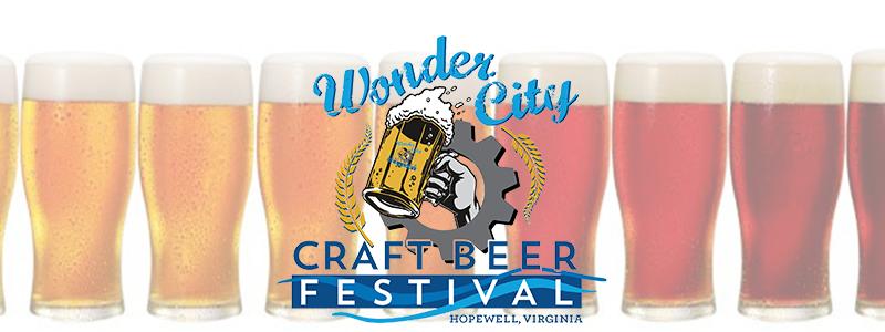 Wonder City Craft Beer Festival - Saturday, April 28, 2018, Doors: 12:00 PM