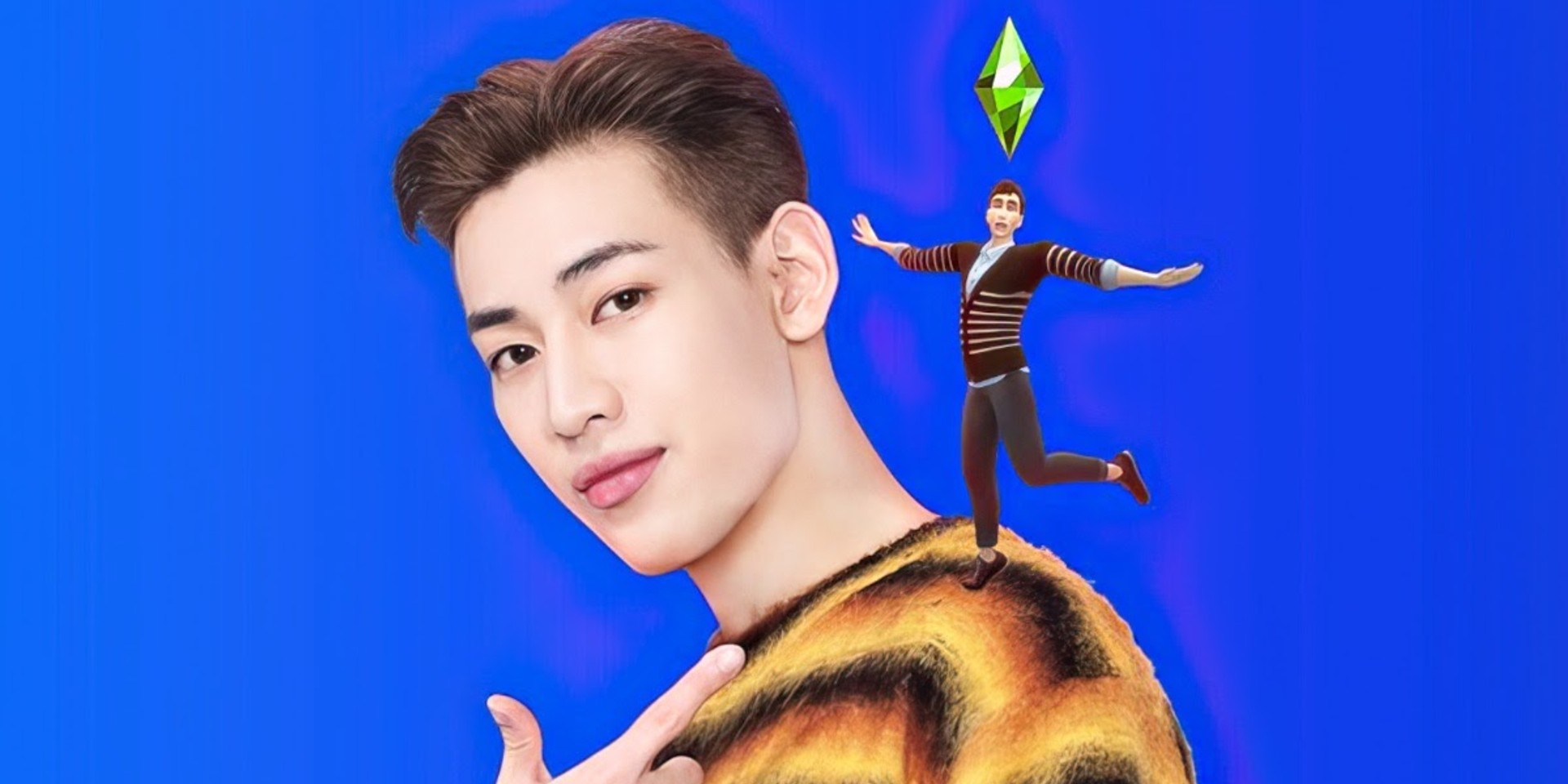 GOT7's BamBam becomes new ambassador for The Sims 4, hosts gameplay livestream
