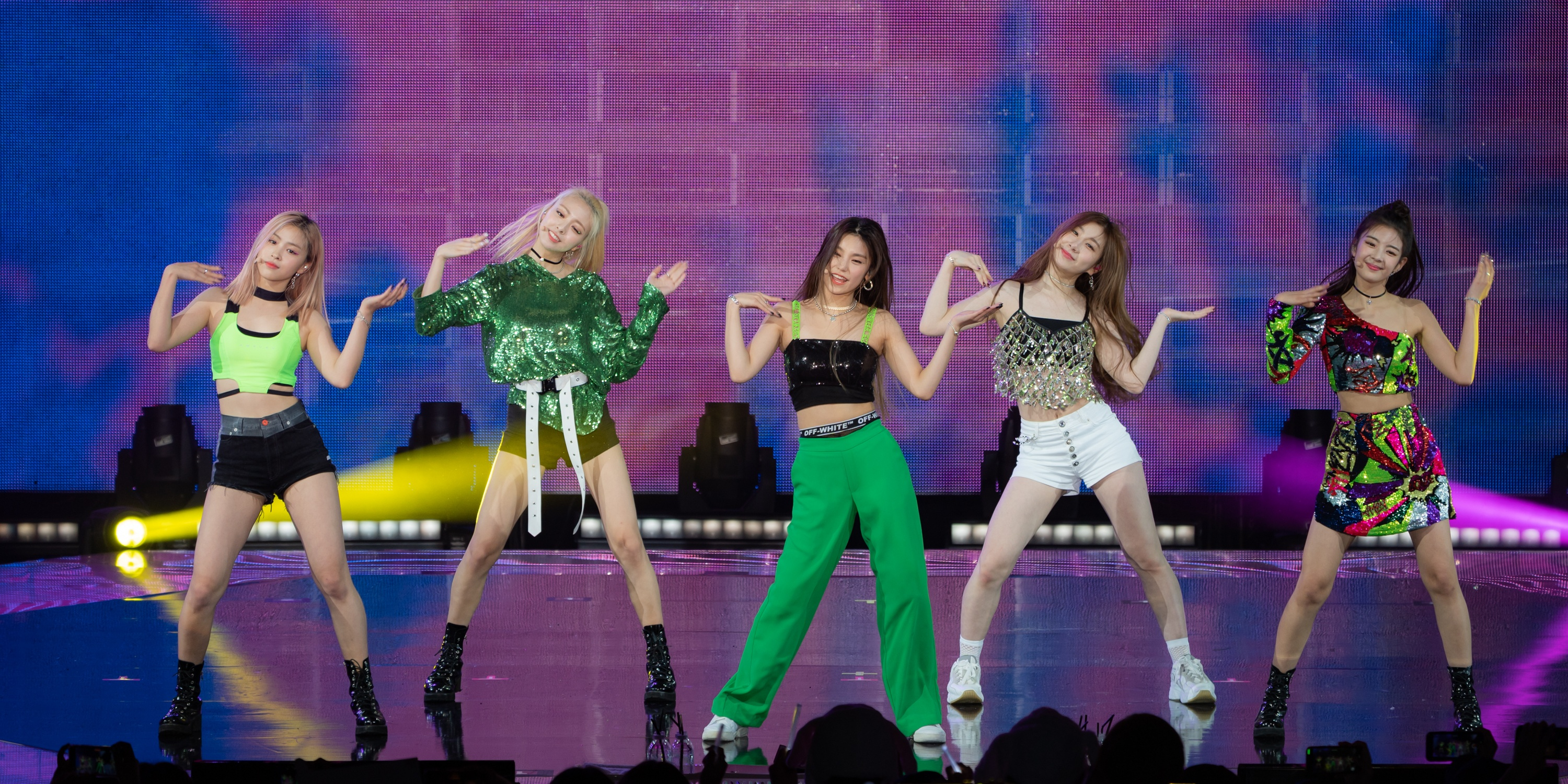 ITZY soars in debut Singapore showcase – gig report