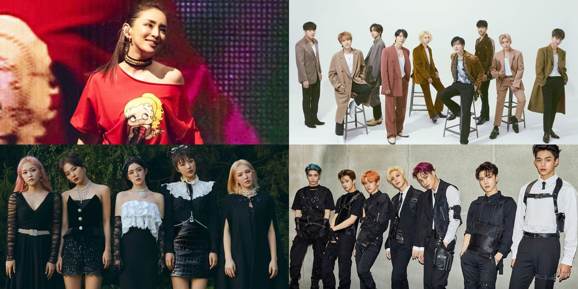 Japanese concert series a-nation announces online show lineup: Super Junior, Ayumi Hamasaki, Red Velvet, and more confirmed