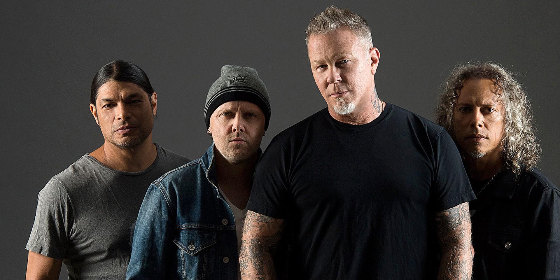 Metallica promises new album will arrive sooner than previous releases