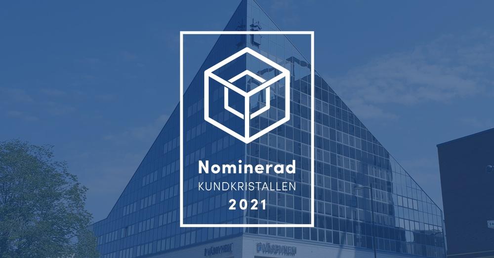 Väsbyhem är i år nominerade inom kategorin Produktindex i klassen 4000+ lägenheter.