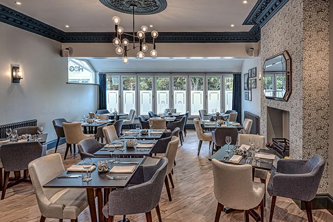 The Hog Lowestoft restaurant