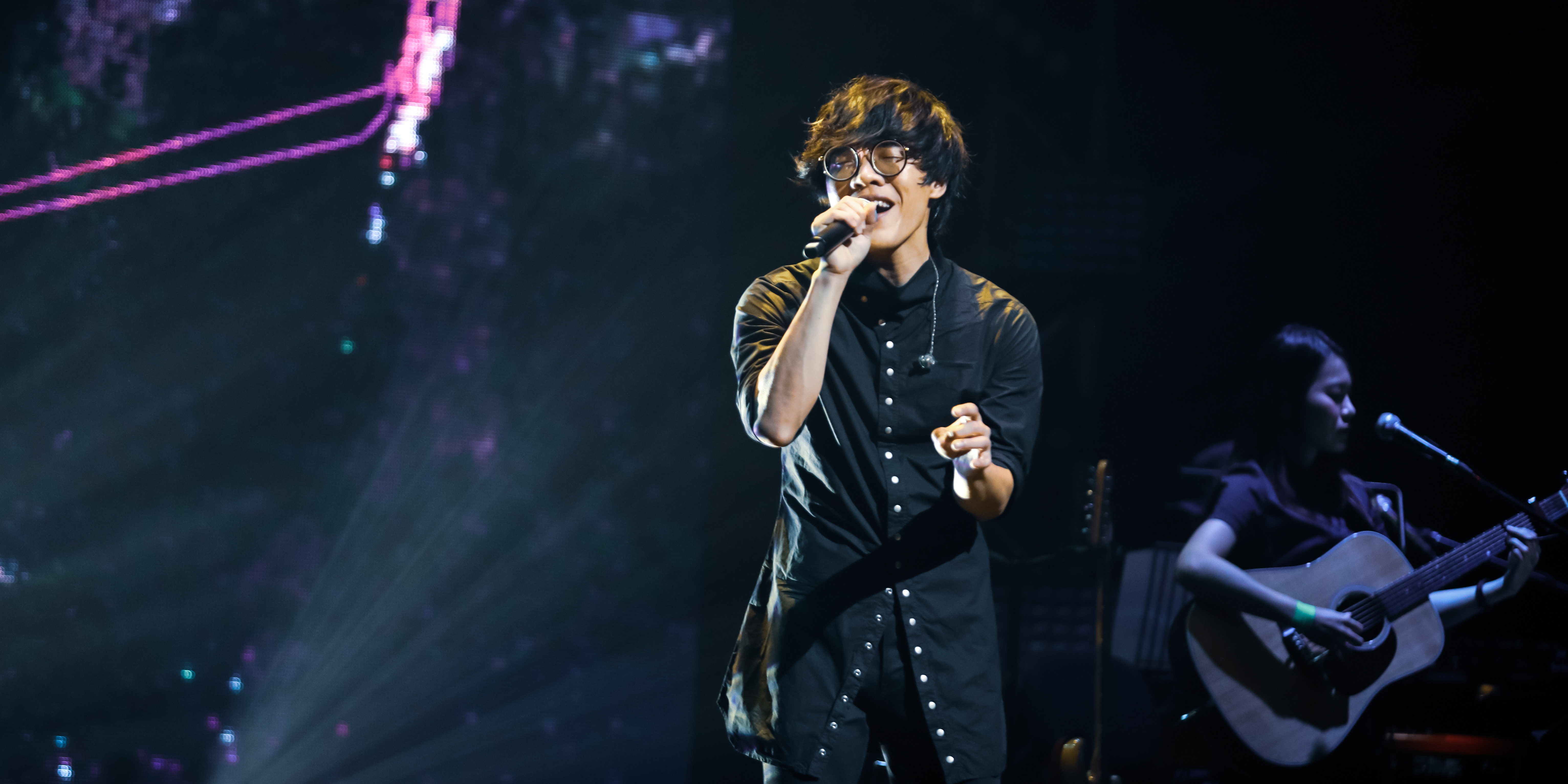 Crowd Lu made a glorious case for love at Singapore show – gig report