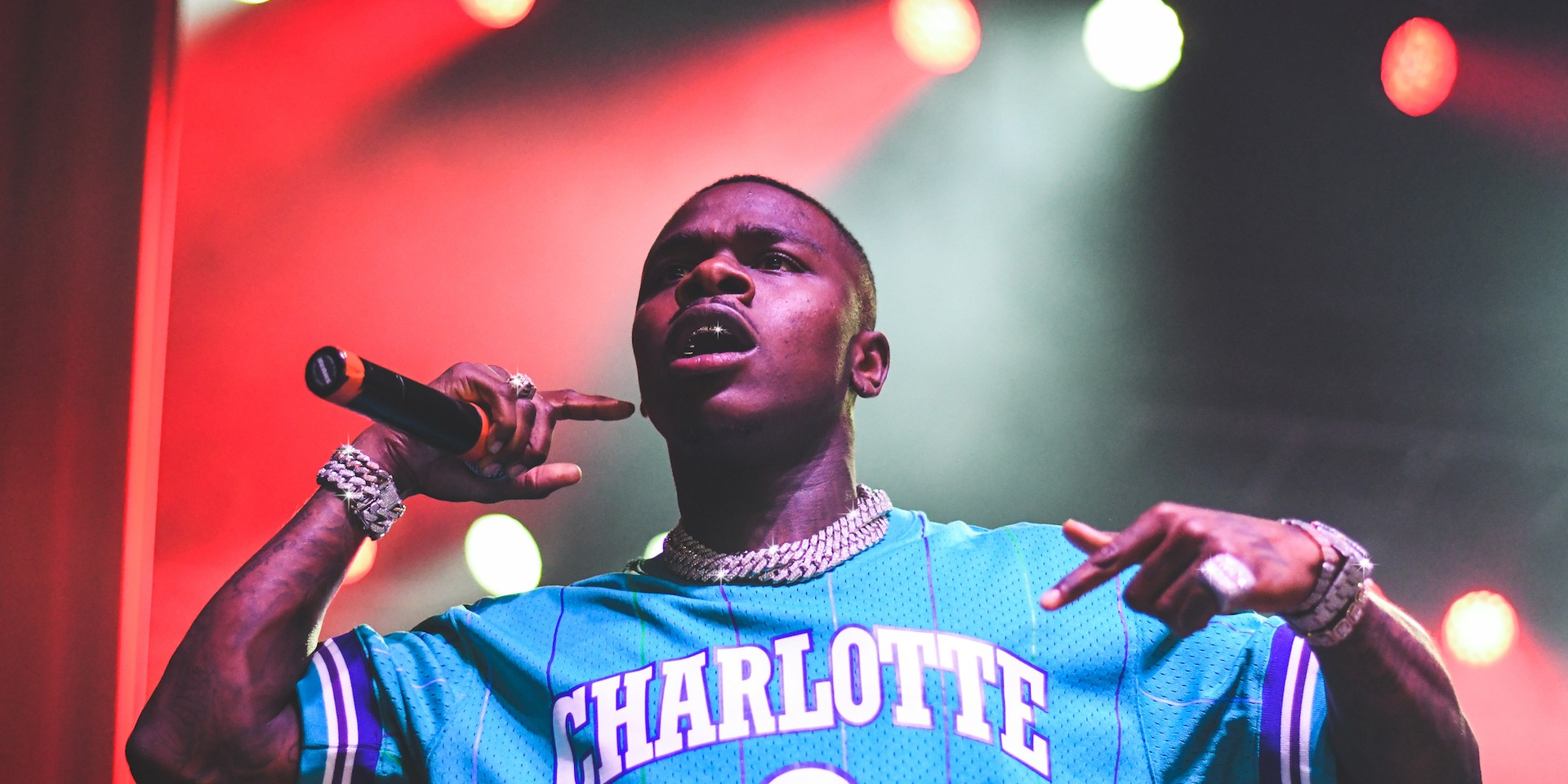 DaBaby announces new album Kirk – Migos, Nicki Minaj, Chance the Rapper and more to feature