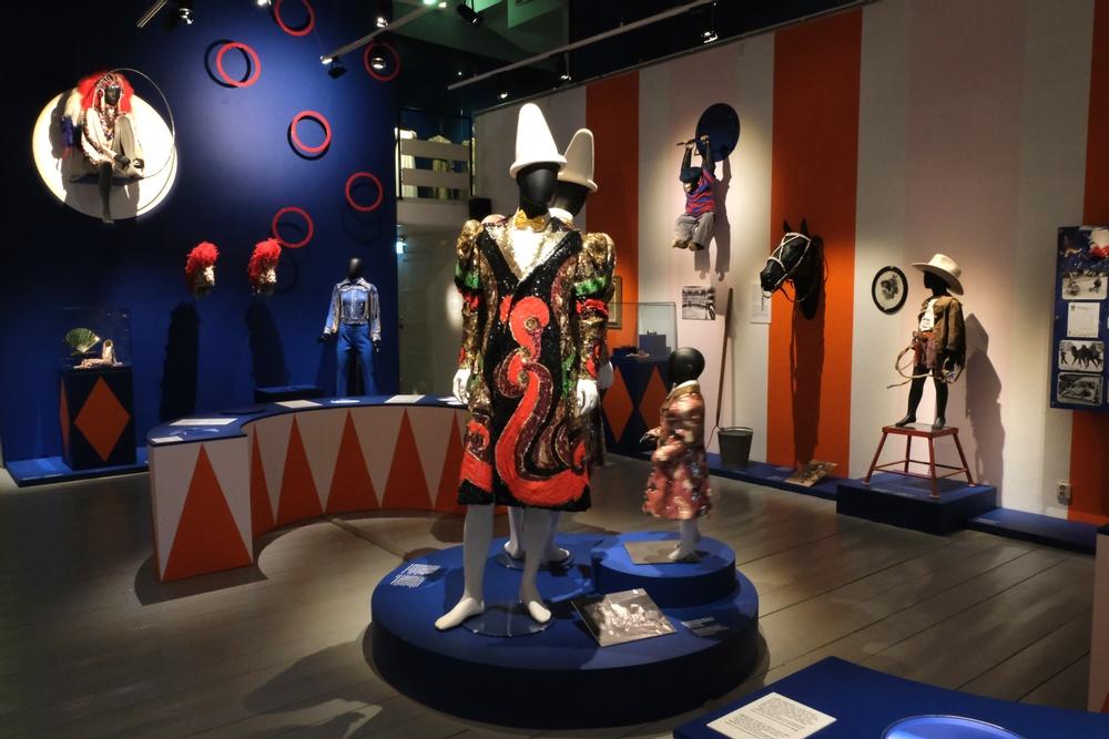 Foto: Jessica Ljung, Kulturen Kulturen i Lunds utställning Cirkus visas 10 april 2021–27 februari 2022.