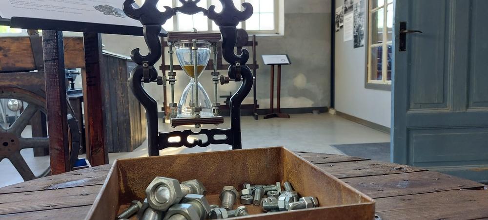 Barnens Pythagoras. Foto: Pythagoras industrimuseum