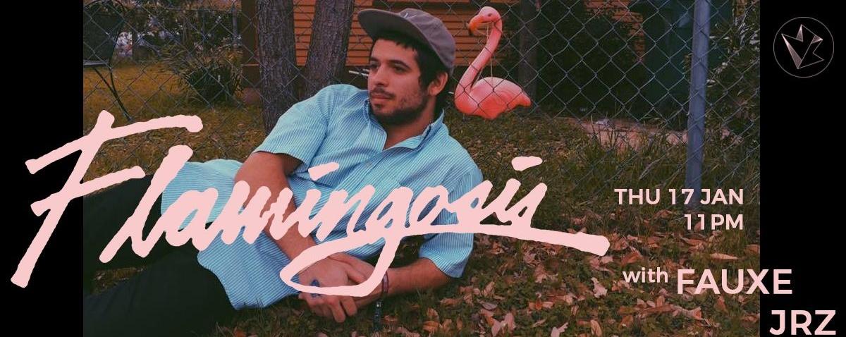 Moonbeats Asia x Tuff Club Present Flamingosis (US)