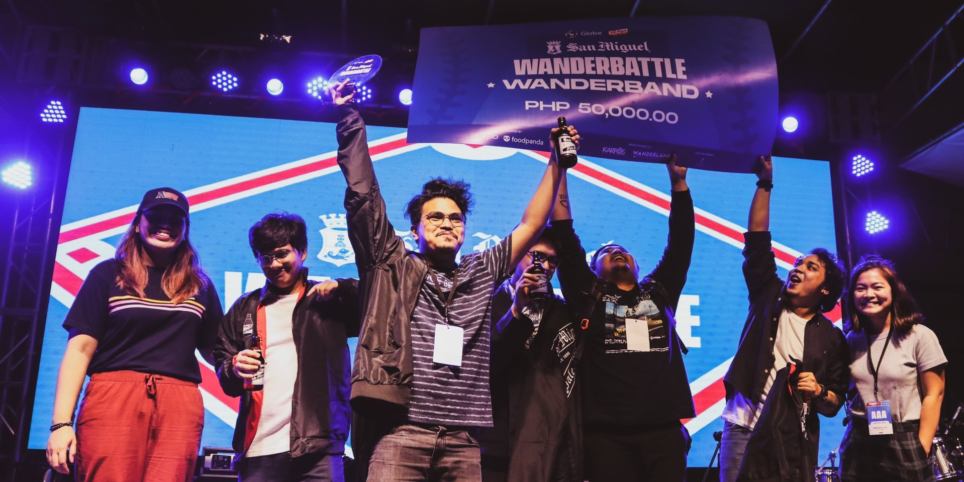 Wanderband champs The Sundown and runners-up Morobe are playing the Wanderland 2020 stage