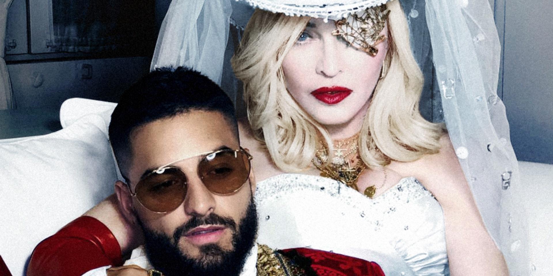 Madonna details new album, shares new single 'Medelliín feat. Maluma' – listen