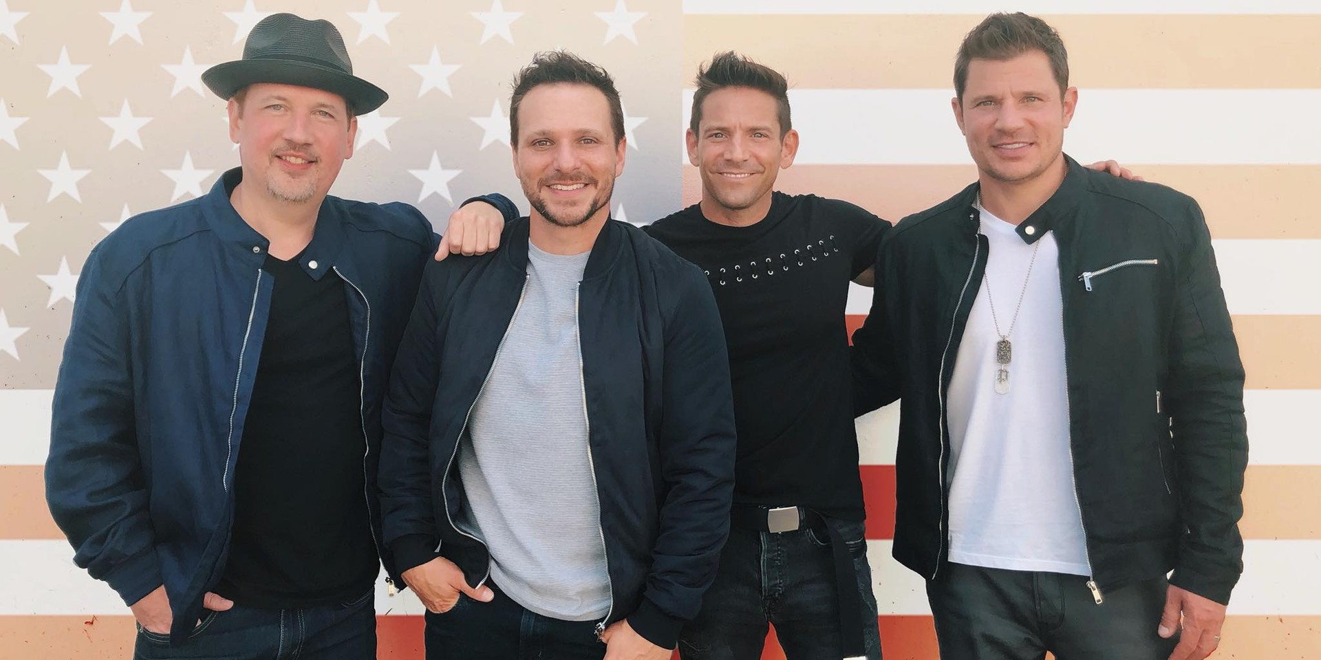 98 Degrees to perform in Singapore in 2020