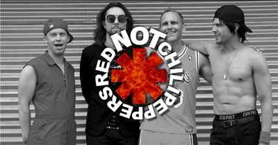 BT - Red Not Chili Peppers - July 17, 2021, doors 6:30pm