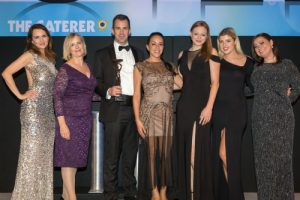 Hotel Cateys 2016: Human Resources Team of the Year