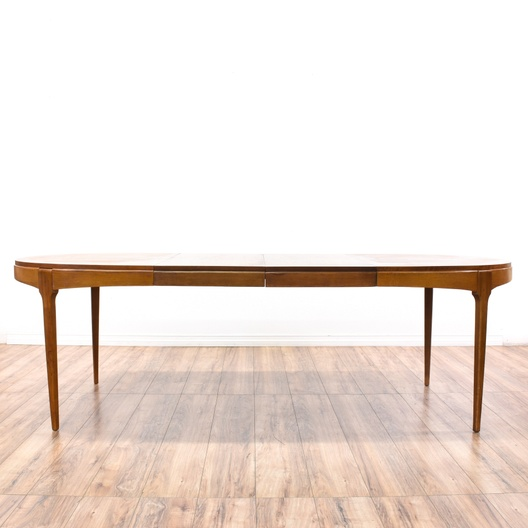 Mid Century Modern Lane Rhythm Dining Table Loveseat Vintage