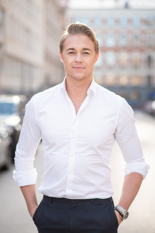 Fabian Bolin, CEO & Founder.