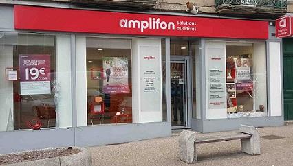 Photo du centre Amplifon de Firminy