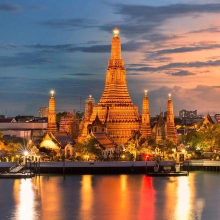 Ultimate Vietnam & Cambodia & Thailand ends Bangkok