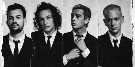 The 1975 will play in Singapore in September 2019