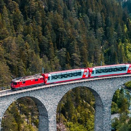 Vistas of Italy and Switzerland   BRT